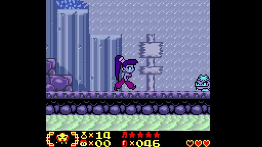 Shantae Graphics
