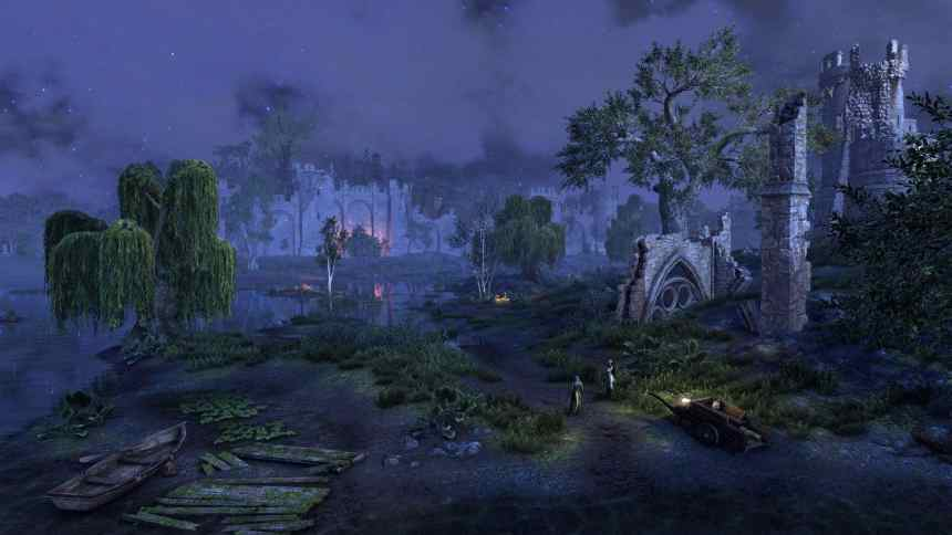 The Elder Scrolls Online: Blackwood Zone