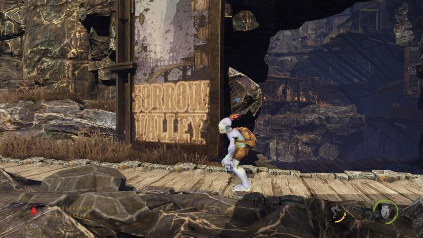 Oddworld: Soulstorm Sorrow Valley