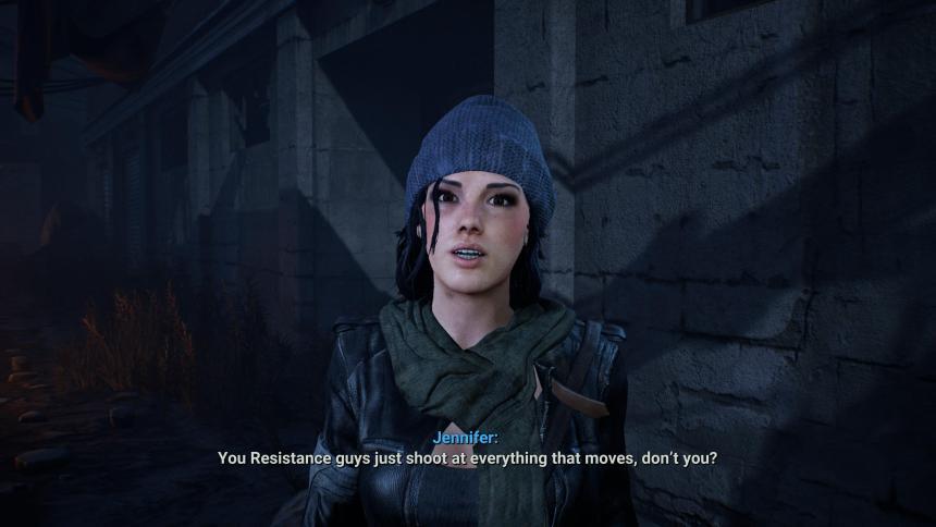 Terminator: Resistance Jennifer