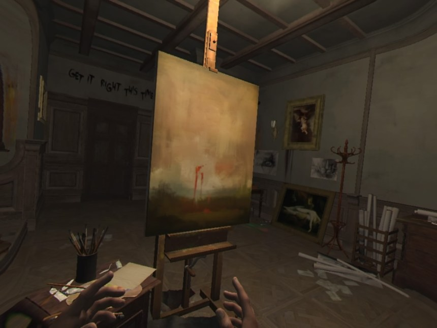 Layers of Fear VR Get It Right This Time