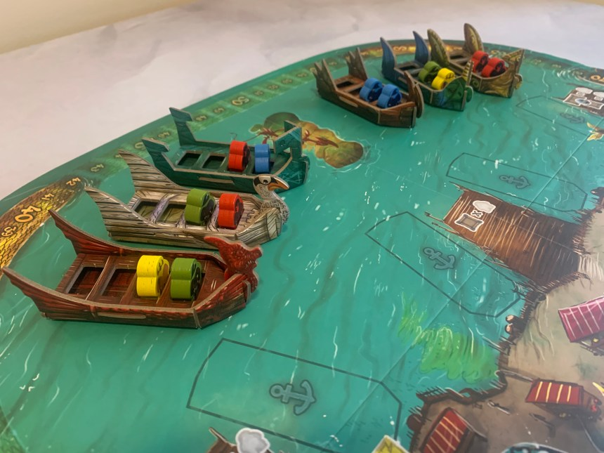 Merchants Cove Ships