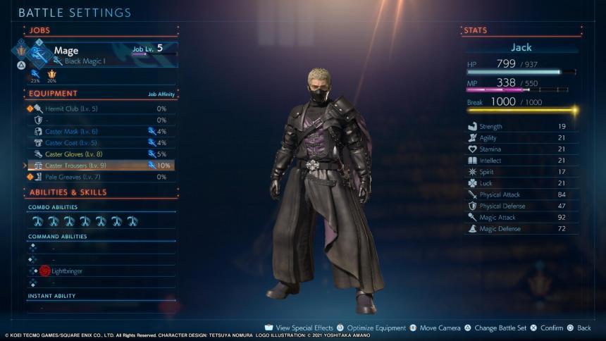 Final Fantasy Origin Jack