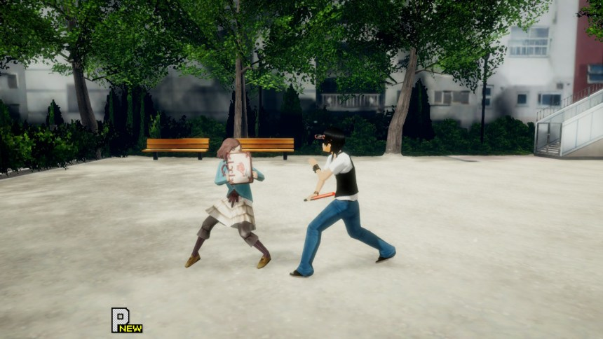 Akiba's Trip Combat