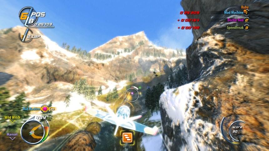 Skydrift Infinity Machine Gun