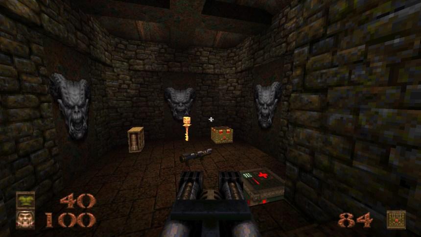 Quake Level Design