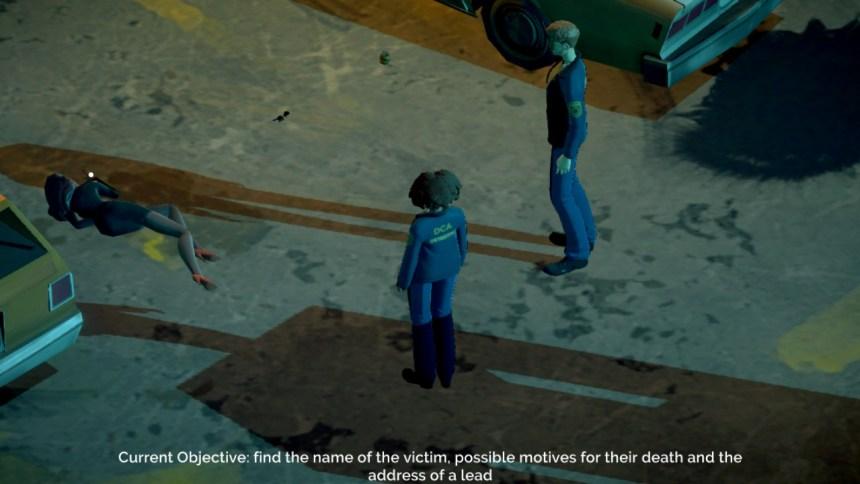 Murder Mystery Machine Jane Doe