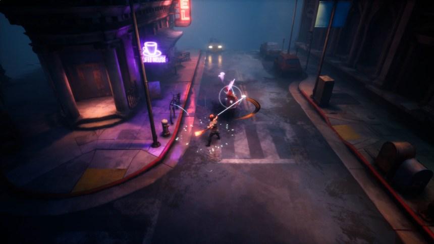Dreamscaper City Combat
