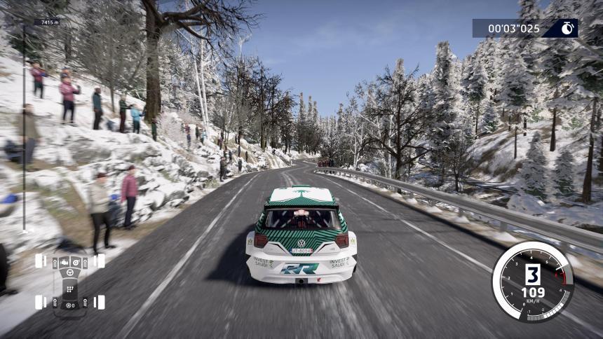 WRC 10 Monte Carlo