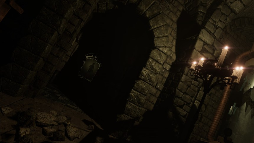Tormented Souls Camera