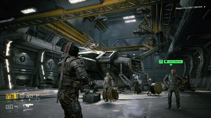 Alien Fireteam Elite Hub