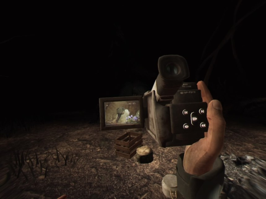 Blair Witch: VR Edition Camcorder