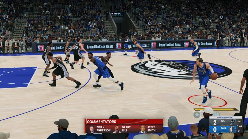NBA 2K22 Graphics