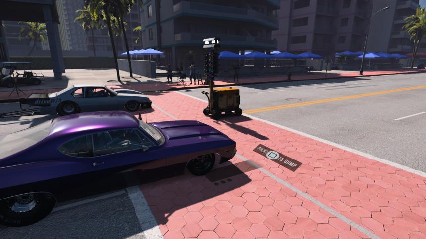 Street Outlaws 2 Bump