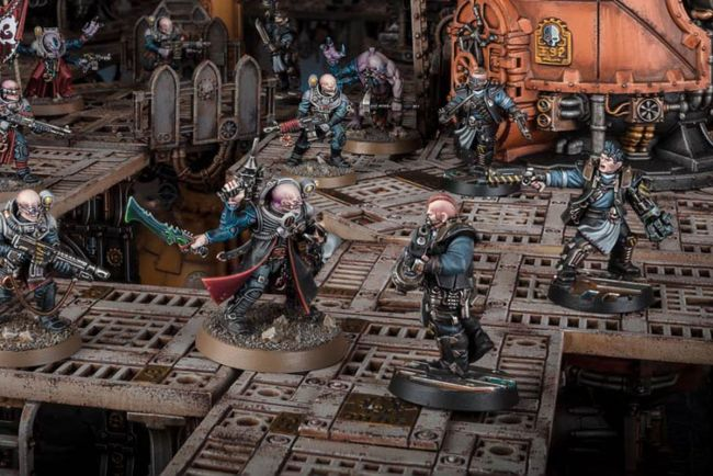 Board Game Mechanics Warhammer 40,000