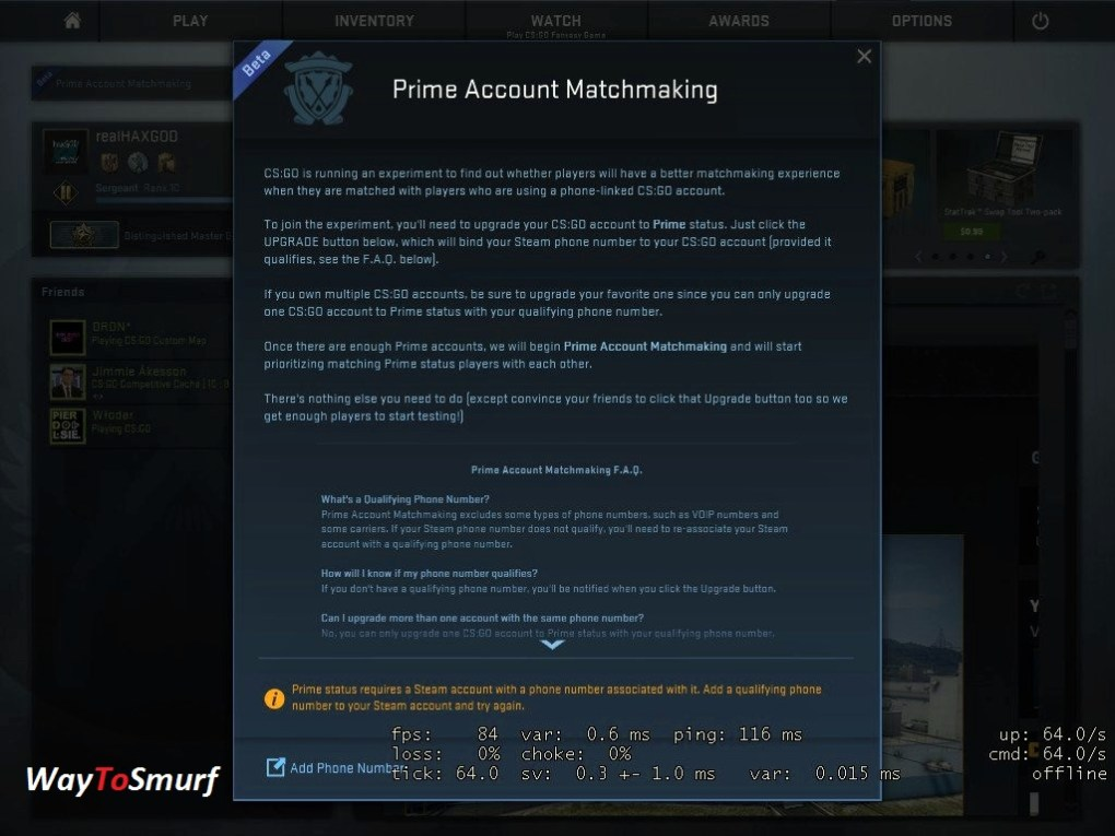How to get prime