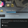2019 Service Medal | Loyalty Badge | 7 Wins & 339 Hours
