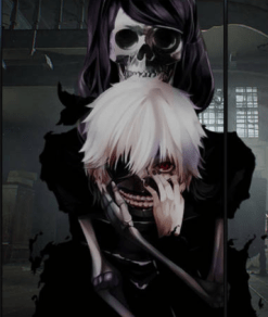 Kaneki Steam Artwork