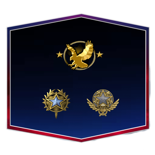 2 Medals LE CSGO Account