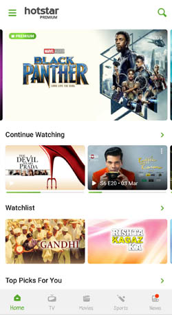 Hotstar Premium Account for Free