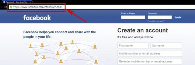 Facebook Phishing Tricks