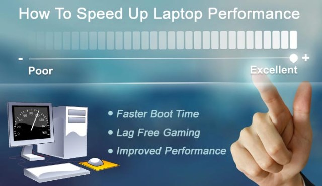 How to Speed Up Laptop Performance