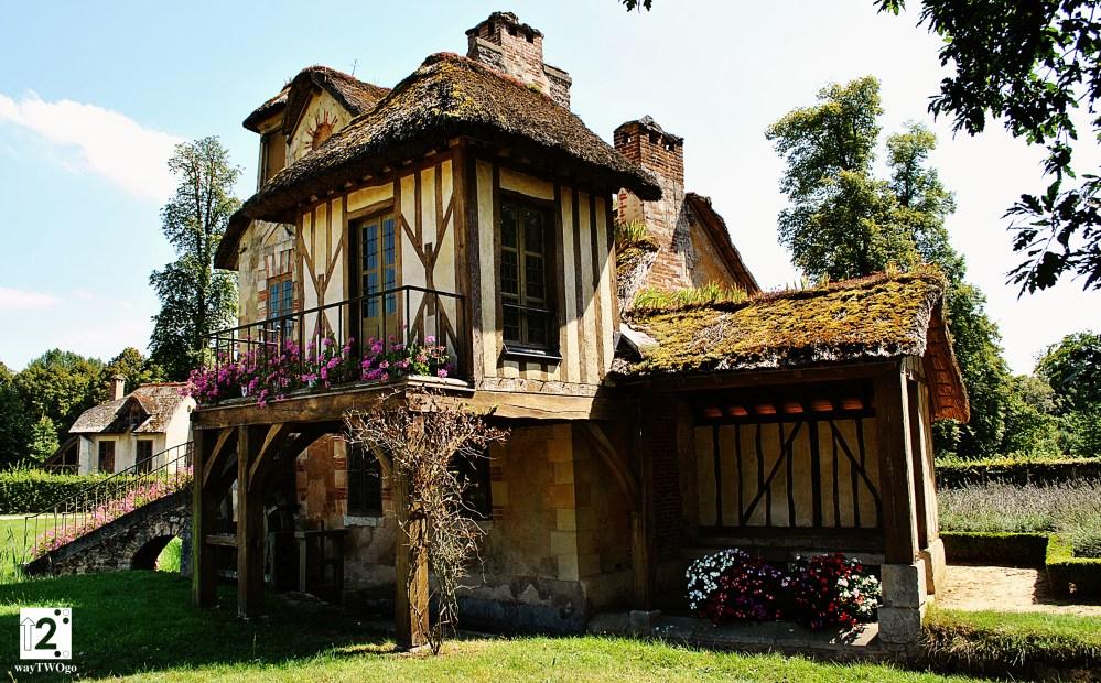 Hameau de la Reine 2 Versailles