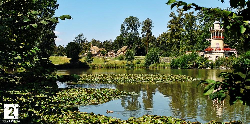 Hameau de la Reine 5 Versailles