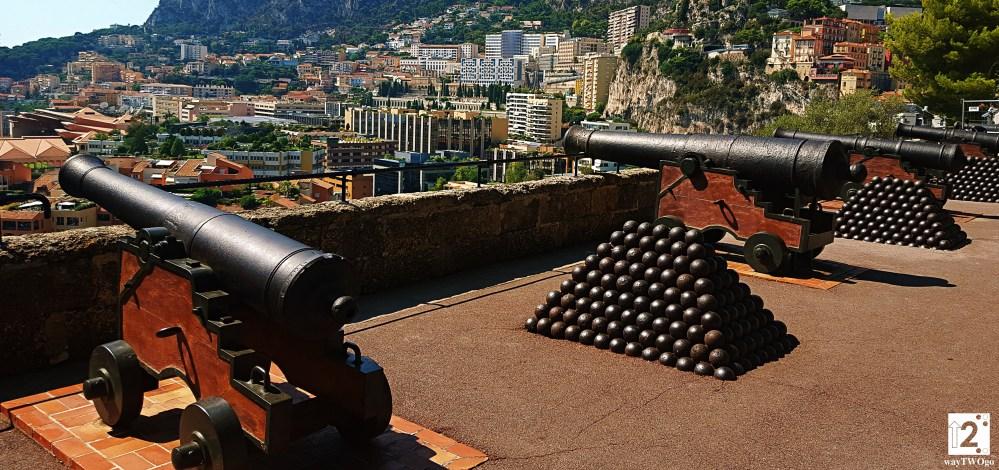 Monaco canons