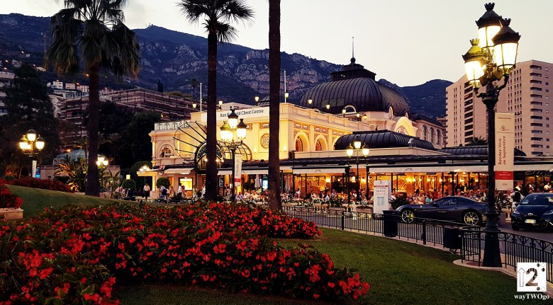 Monte Carlo Nightlife