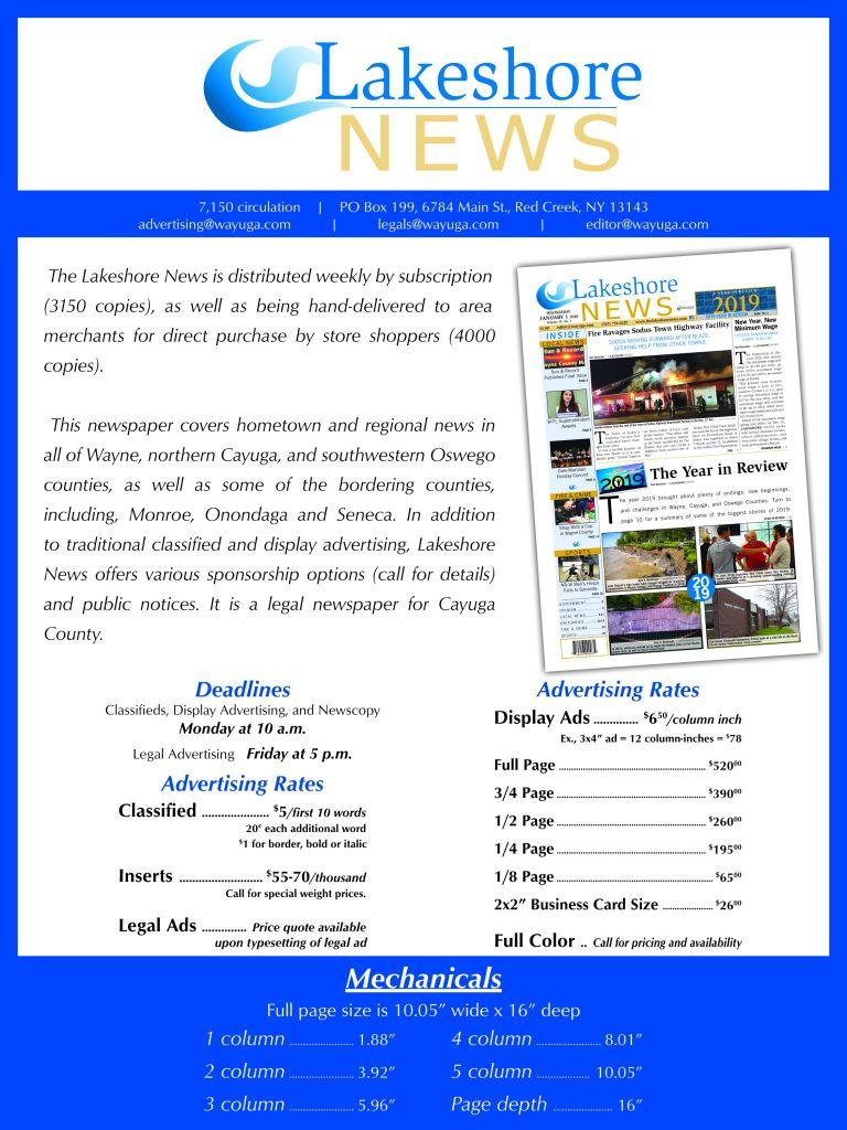 LakeshoreNews_MediaKit-2020