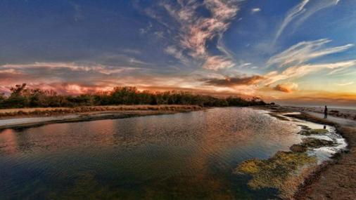 La Guajira Desert Landscape