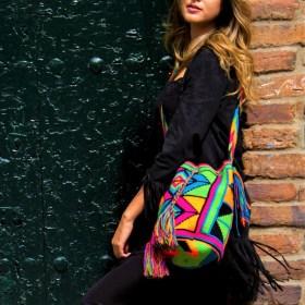 neon wayuu bags wayuu mochila bags