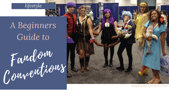 A Beginner's Guide to Fandom Conventions