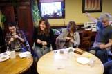Darning & Mending workshop with Denise Dunn (Home Economics Spring 2011)