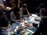 Bookbinding Workshop with Heather Cosidetto (Iconocraft November 2011)