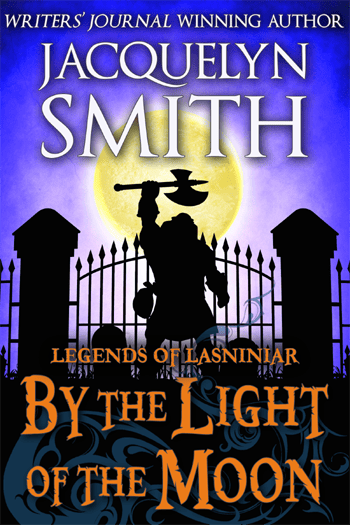 Legends of Lasniniar By the Light of the Moon cover