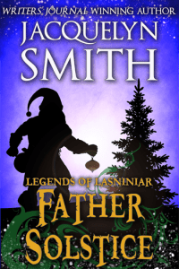 Legends of Lasniniar Father Solstice cover