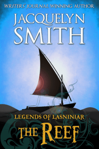 Legends of Lasniniar The Reef cover