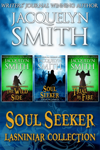 Soul Seeker Lasniniar Collection cover