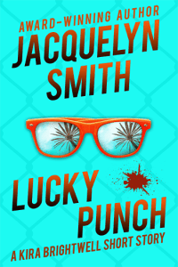 Lucky Punch Kira Brightwell cover
