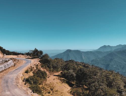 naga hills khonoma to dzuleke