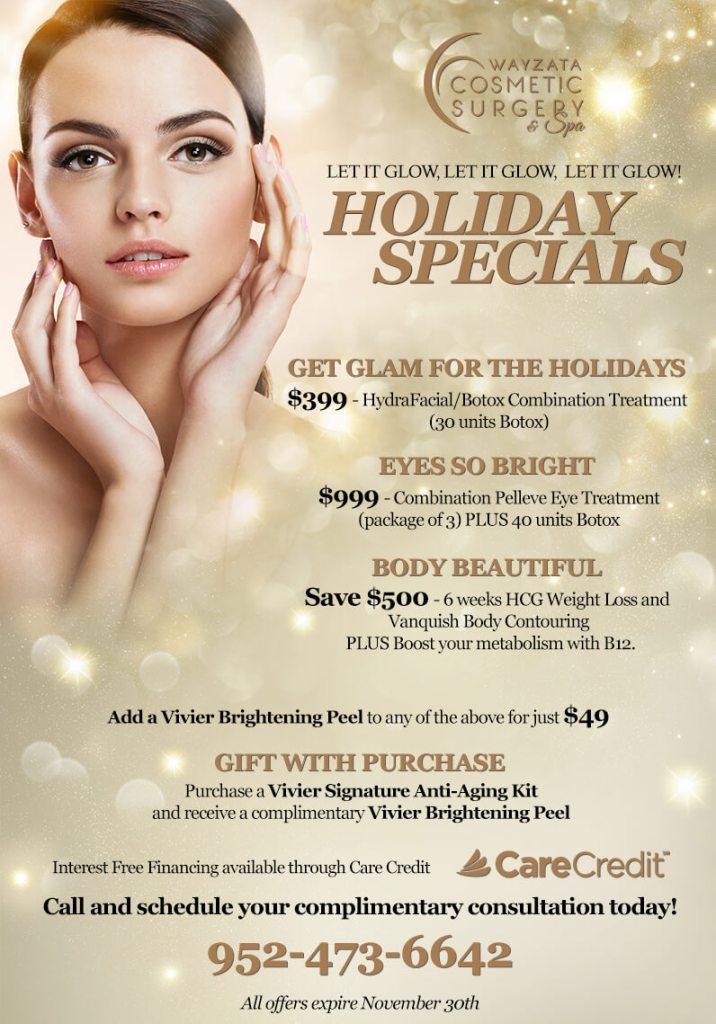 Let it Glow, Let it Glow, Let it Glow! – Holiday Specials