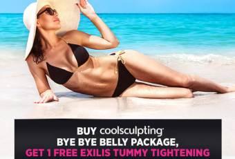 Get Spring Slim & Spring Skin!