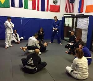 Howie Spratte – Waza Ju-Jitsu