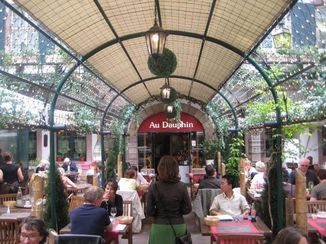 Restaurante Au Dauphin