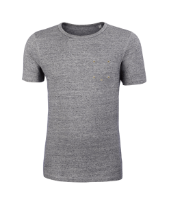 Wazashirt-t-shirt-pocket-organic-heather-grey