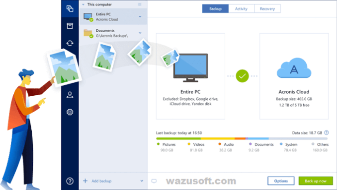 Acronis True Image 2020 Crack + Keygen Final [LATEST]