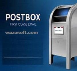 Postbox Crack 2022 wazusoft.com