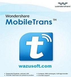 Wondershare MobileTrans Crack 2022 wazusoft.com